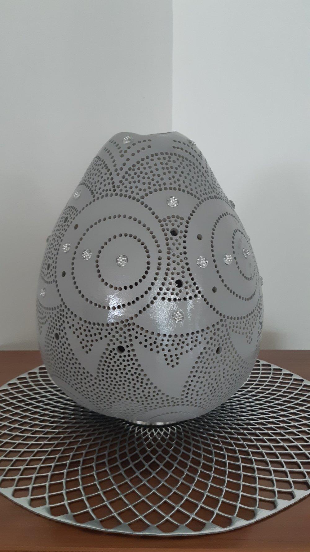 Magnifique Lampe à poser contemporaine artisanale