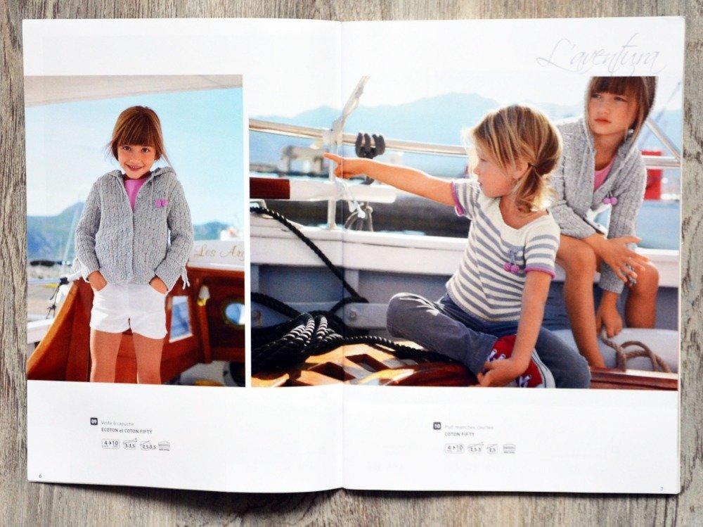 Magazine Bergère de France n°162 - Mag'Tricot 0-10 ans