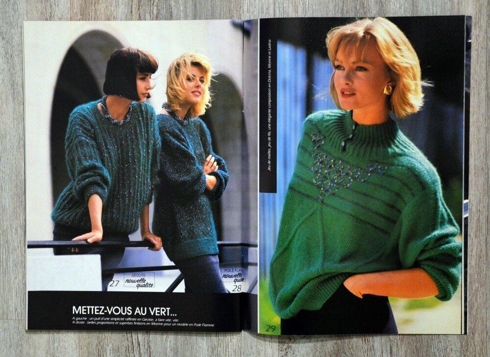Magazine Phildar mailles n°136 - Hiver