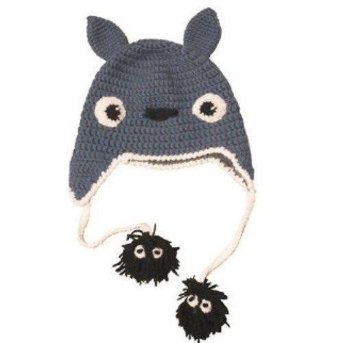 Bonnet kawaii au crochet taille adulte