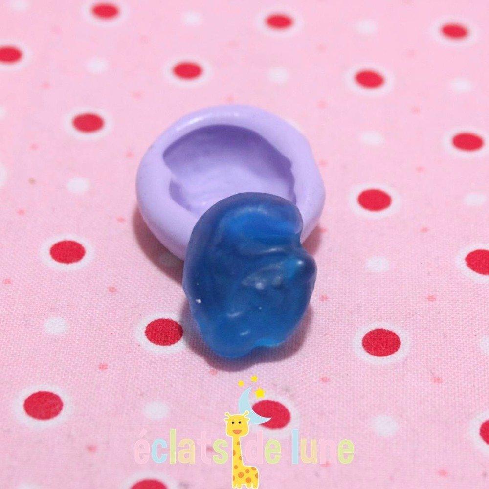 Moule en silicone bonbon shtroumphe 15/20mm