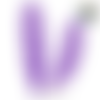 Motif flex pm plumes indienne 10/8cm