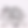 26 fermoirs à griffes 1,2 cm