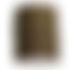4,80 chaine bronze, fabrication bijoux, mercerie, chaine bronze