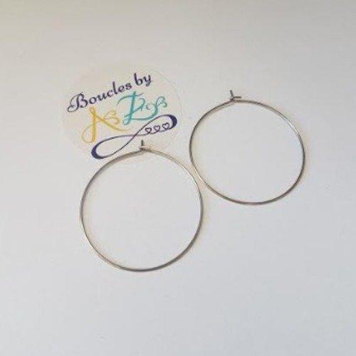 lot 200 supports crochets sb apprets bijoux boucles d/'oreilles métal argent NEUF