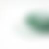 Suédine strass turquoise 3mm sss-8.