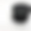 Cordon suédine noire 2,5mm ss-2.