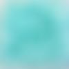 Perles à facettes bleues 4x3mm x50 pble7-14.