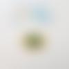 Cabochon noël 20mm caplv111-5