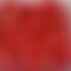 Perles à facettes rouges 4x3mm x50 prou3-3.