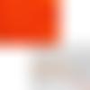 Lot de 4 pelotes de fil special amirugumi coloris orange