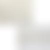 Lot de 4 pelotes de fil special amirugumi coloris blanc