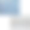 Lot de 4 pelotes de fil special amirugumi coloris bleu