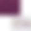 Lot de 4 pelotes de fil special amirugumi coloris mauve