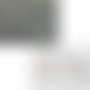Lot de 4 pelotes de fil special amirugumi coloris gris