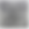 Un mètre de tissu minky coloris gris