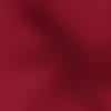 Un coupon de bord côtes coloris rouge bordeaux