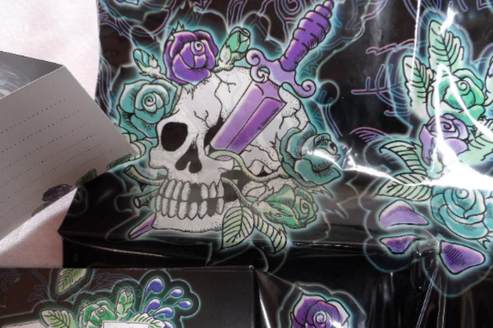 lot pour anniversaire thème pirate corsaire caraïbe  box fête anniversaire enfant fête Halloween serviette assiette