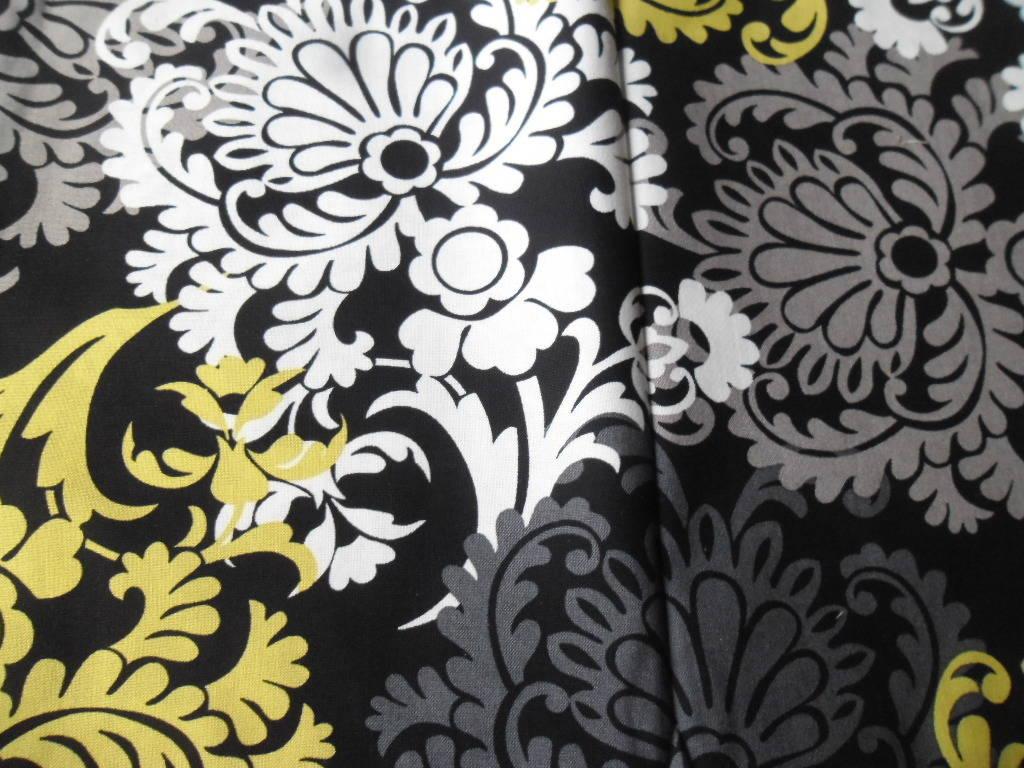 50 x 150 cm 2 coupons de tissu coton assortie patchwork à motif fleur