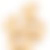Anneau de dentition en bois (ou pour collier d'allaitement) - forme girafe