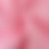 Éponge nid abeille 100% coton. coloris rose foncé