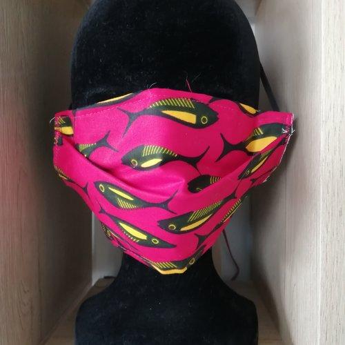 Masque de protection adulte