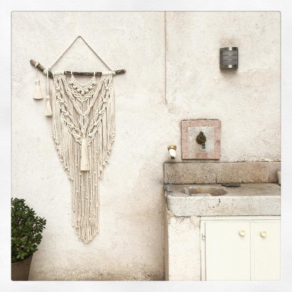 Suspension murale «Anaë»