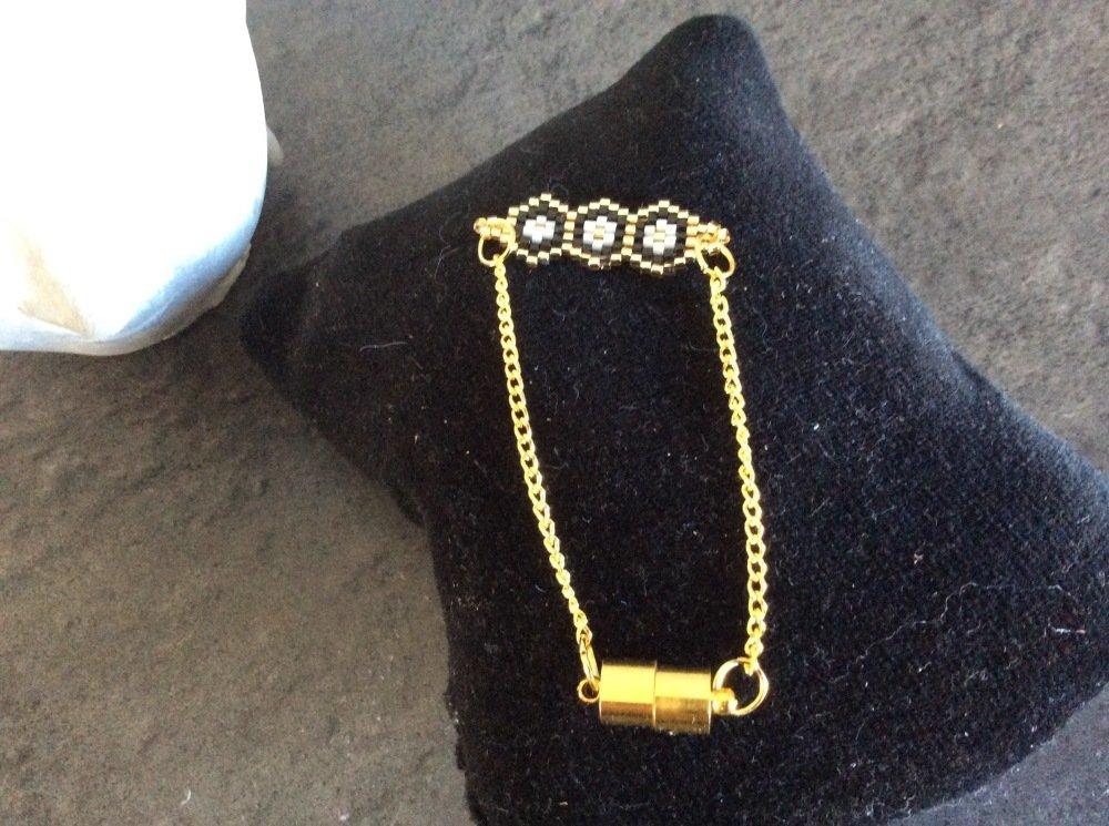 Bracelet Perle Miyuki Delica