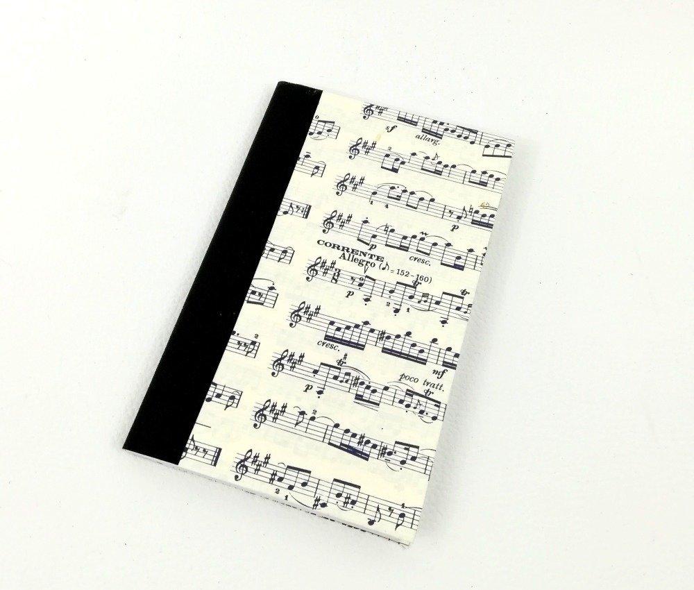 Musique Cadeau Musique-Themed manuscrit Chaussettes