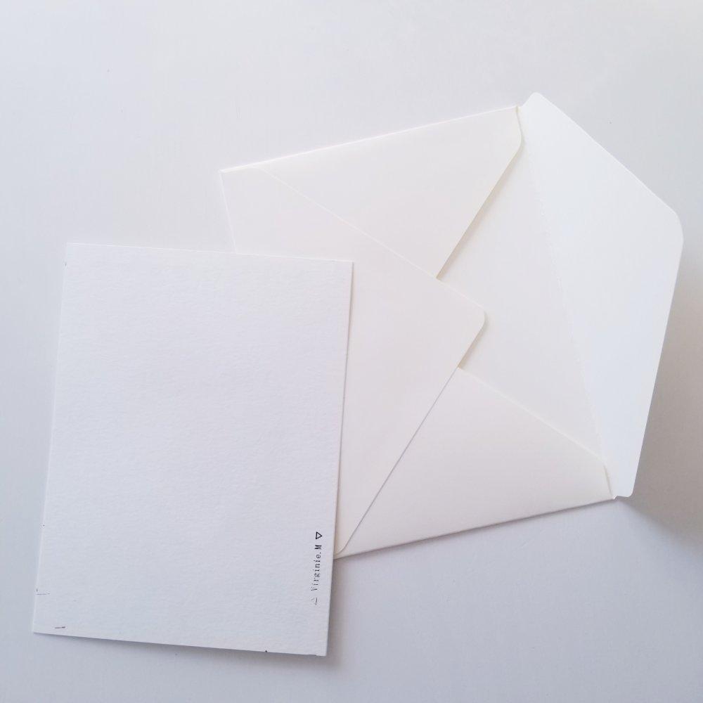 Carte simple pour toi aquarelle