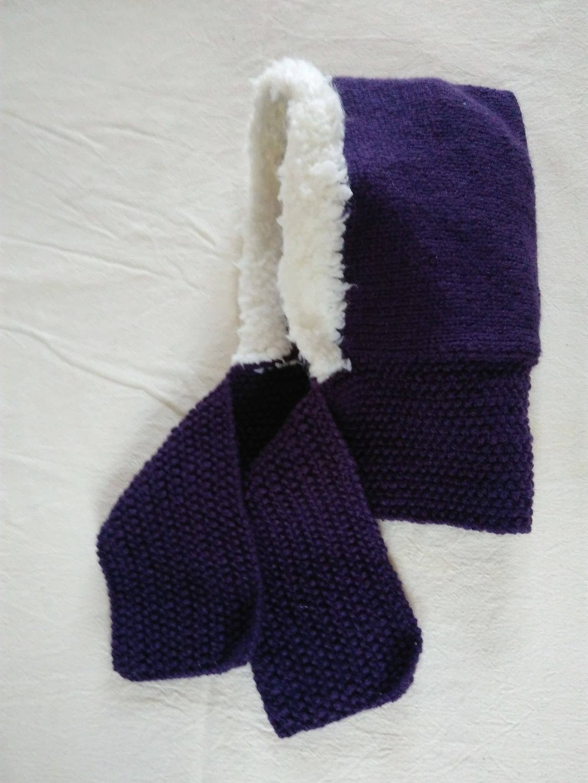 Bonnet écharpe