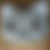 Grande bouillotte chat (bouillotte sèche déhoussable)