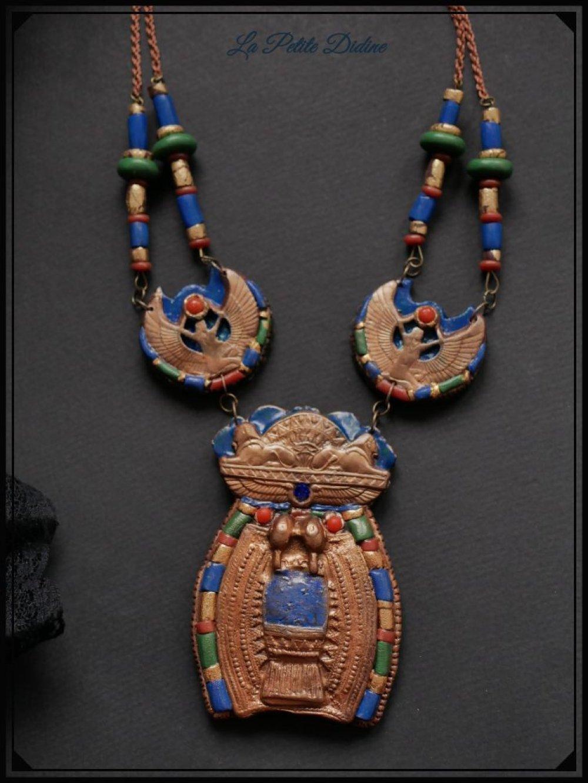 Collier Égyptien antique