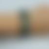 Bracelet en pâte polymère imitation labradorite