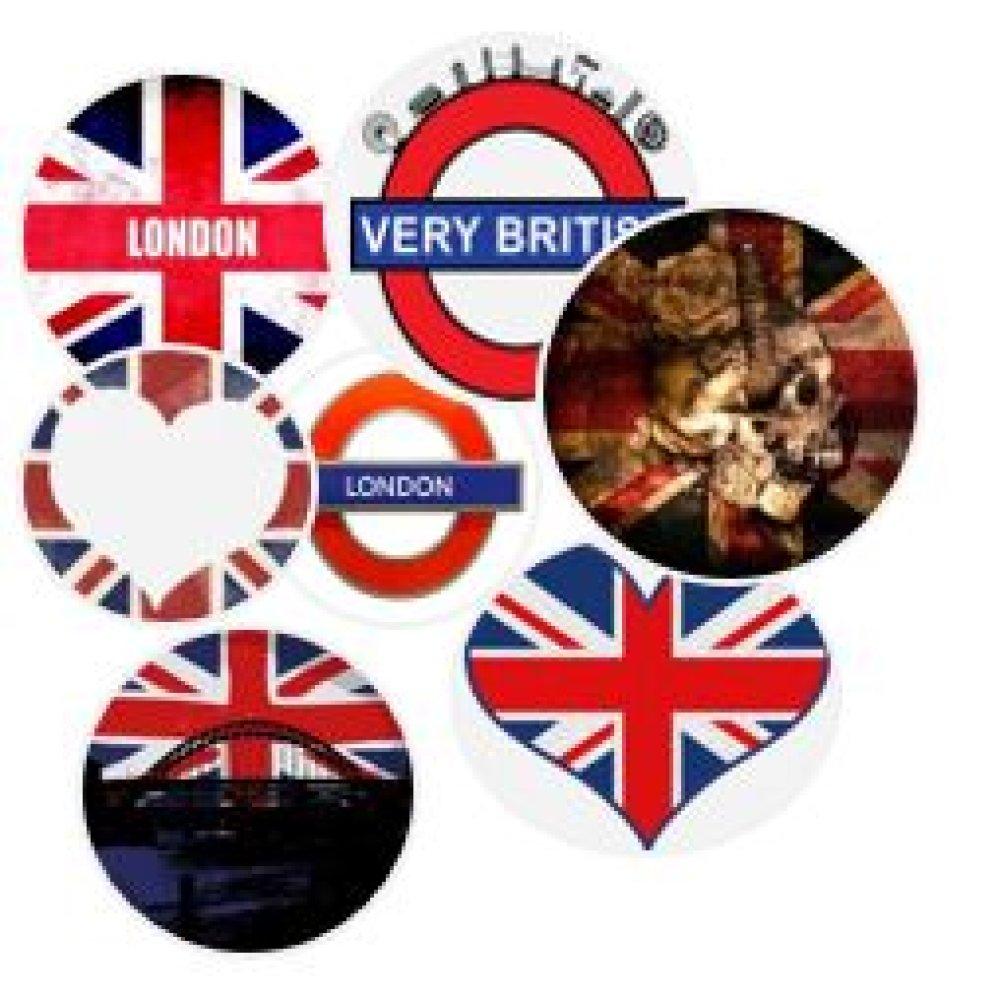 planche digitale: Londres