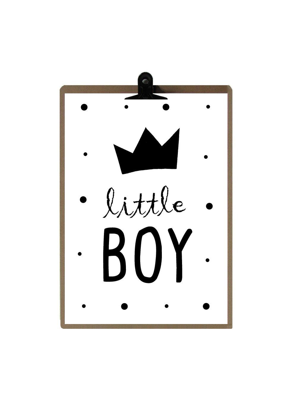 Affiche Little Boy