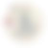 Les talons de bonnie : modèle de broderie avec tutoriel en pdf