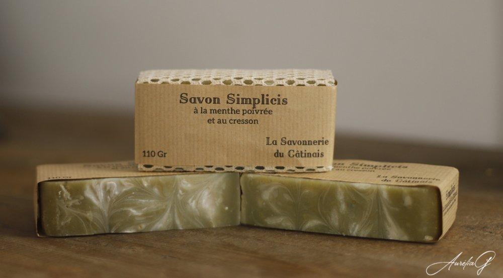 Savon Simplicis Eco (100 gr)