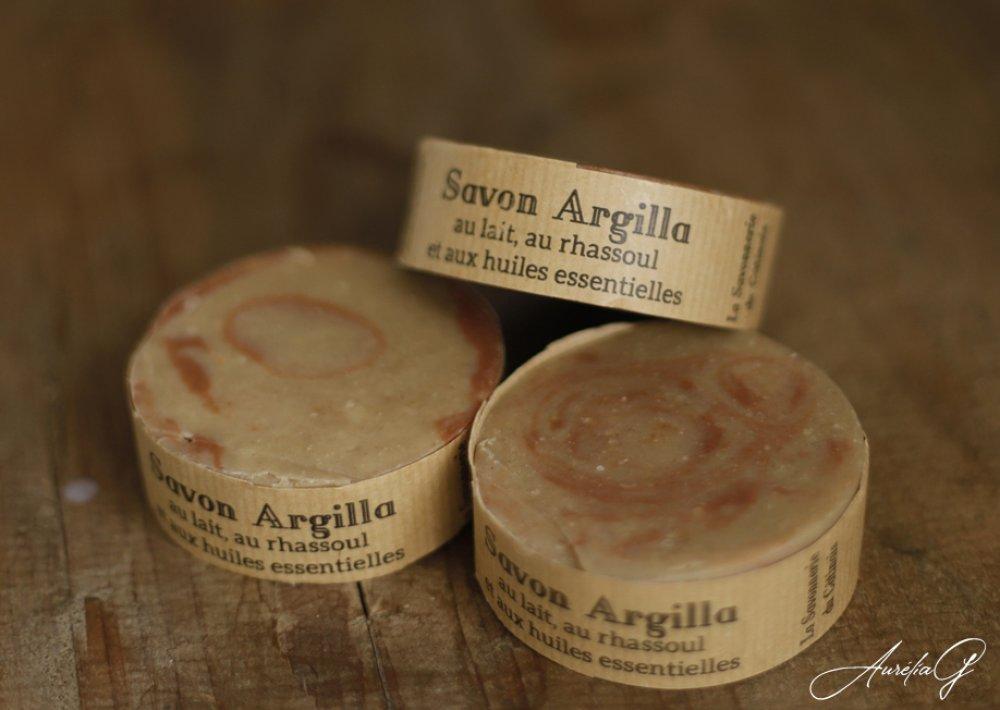 Savon-Shampoing Argilla Eco (85 gr)