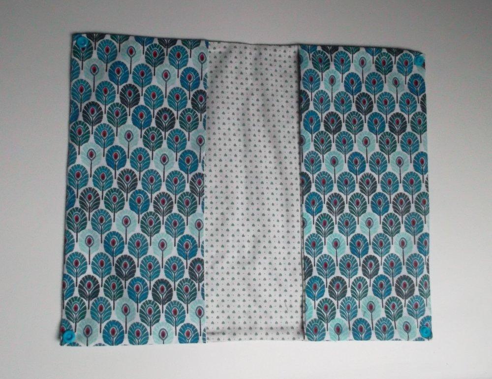 Pochette à couches garçon / Pochettes à lingettes / rangement couches
