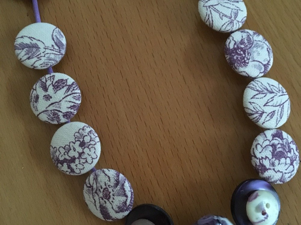 """collier """"provence"""""""