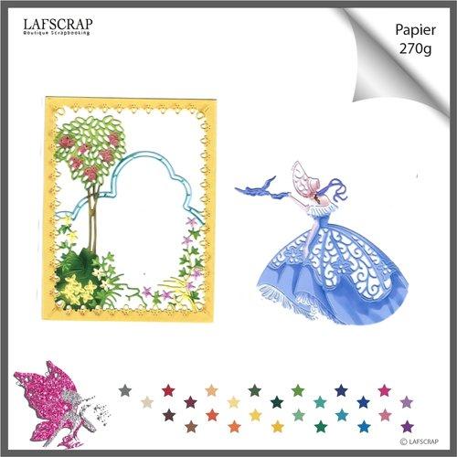 Découpes scrapbooking scrap personnage femme, cadre cage oiseau, colombe, fleur rose, jardin nature, découpe papier die cut création