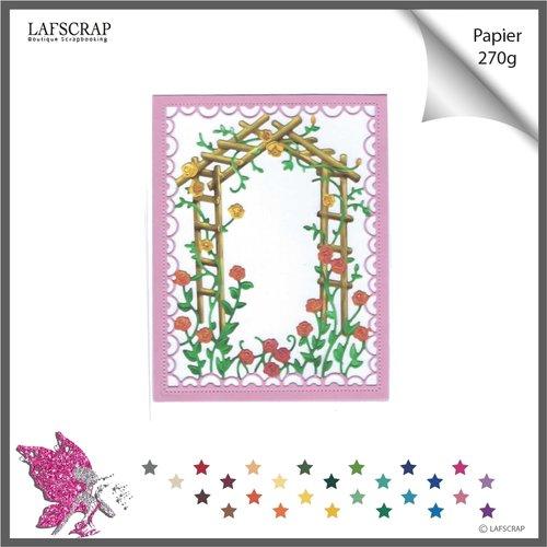 Découpe scrapbooking cadre arche,  fleurie fleur,  arbre oiseau, nature jardin découpe papier  die cut scrap création