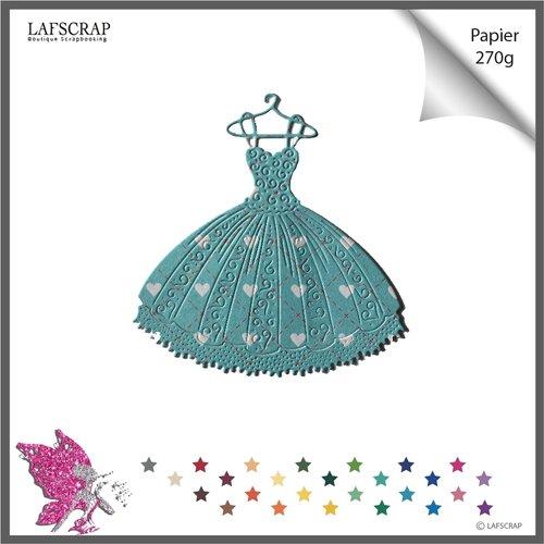 Découpe scrapbooking vêtement robe cintre , amour love, bébé naissance, mariage noces découpe papier embellissement création