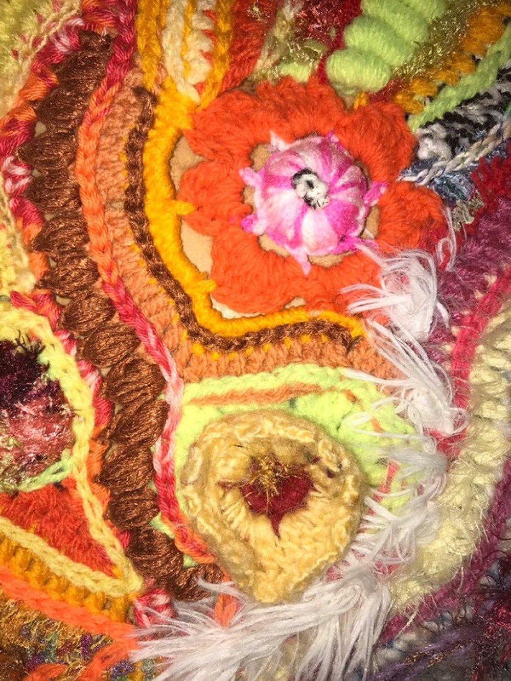 tapis freeform  free form piece unique