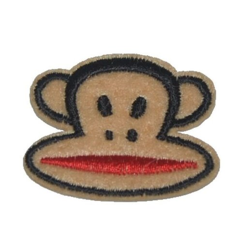 Patch singe thermocollant coutures