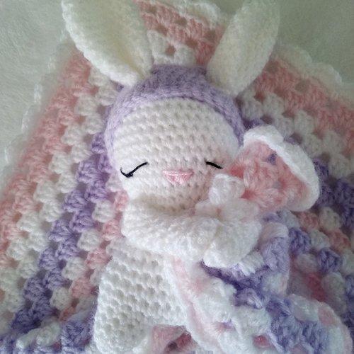 Patron gratuit – Lapin Modèle au Crochet pour Amigurumi - Little ... | 500x500