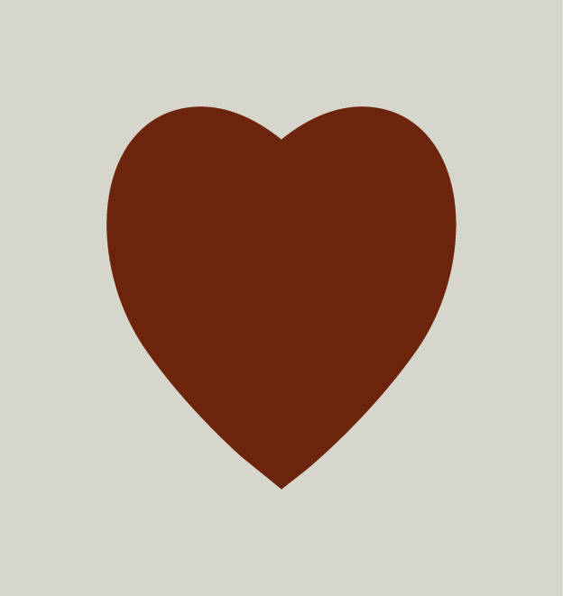 Coeur. Pochoir coeur. Pochoir en vinyle adhésif. (ref 193)