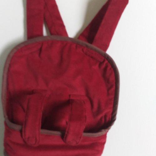 Porte bébé poupon corolle 30 cm