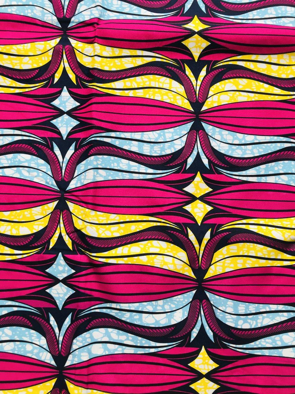 tissu africain vendu au mètre